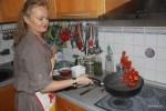 8 Марта прошло, с удовольствием вновь встала на вахту на кухне