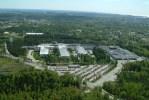 Кондитерская фабрика Fazer расположилась в пригороде Хельсинки, Вантаа, в окружении лесов