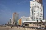 Разноцветные фасады Тель-Авива заставляют вспомнить буйство красок на рынках города
