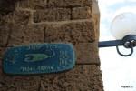 Уличные указатели в Яффе