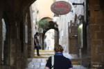 В старом квартале Яффы