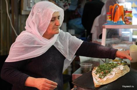 Рынок Кармель находится в йеменском квартале Тель-Авива