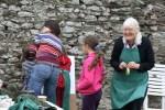 Гастрономическое поместье Баллималое начиналось с загородного ресторана, основанного Миртл Аллен. На фестивале она рассказывала детям об ирландских продуктах