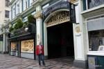 Вход в Английский рынок Корка. самый старый и известный в Ирландии