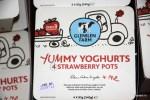 Фирменный йогурт семьи Кингстон