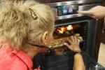 Клафути в духовке Hansa
