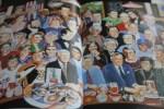 Коллективный портрет посетителей Union Oyster House