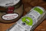 Сыр Сант-Мор и рийет из Турени