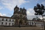 Самый большой монастырь Португалии, Алкобаса