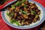 Курица по-китайски с кешью