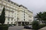 Вход в отель Palacio в Ишториле. Во время войны здесь было шпионское гнездо всех мировых разведок