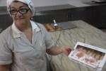 Мария Элена Суреш готовит пирожные уже 37 лет