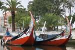 Такие гондолы плавают по каналам португальской Венеции, Авейру