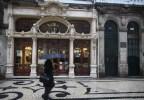Порто, октябрь, дождь, кафе Мажестик. Порту