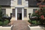 Историческое поместье Верхелехен в Стеленбоше, ЮАР