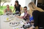 Дегустация вина итальянских сортов и оливковых масел на винодельне Моргенстер, Стеленбош
