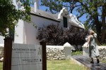 В винодельческом поместье Антоний Руперт, Франшхук, ЮАР