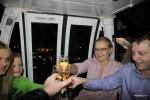 Новогодний тост в небе над Кейптауном
