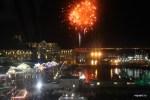 Новогодний салют над Кейптауном: вид с колеса обозрения