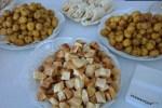 Колумбийские закуски: юкка и молодой картофель