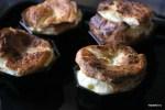Йоркширский пудинг - прямо из духовки