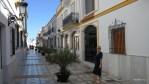 Улица в Палос-де-ла-Фронтера