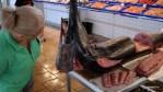Тунец на рынке в Ислантилье