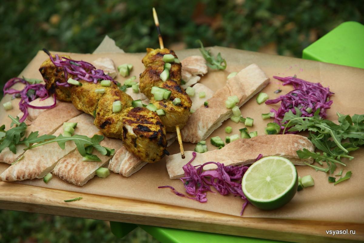 Тикка-кебаб – кулинарный рецепт