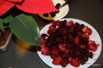 Смесь ягод для полена