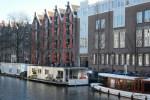 Дома на воде, дома над водой - это Амстердам