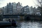 Каналы занимают 25% площади Амстердама