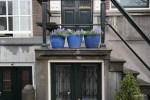 Вход в амстердамский дом