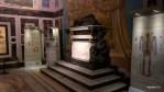 Мраморная усыпальница Франсиско Писарро в Кафедральном соборе Лимы
