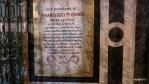 Имена товаришей Писарро - конкистадоров, похороненных в Кафедральном соборе Лимы