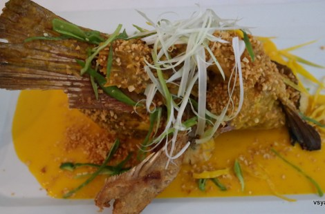 Новая перуанская кухня