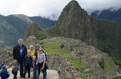 Семейная экспедиция на Мачу-Пикчу
