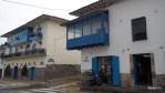 Балконы Куско