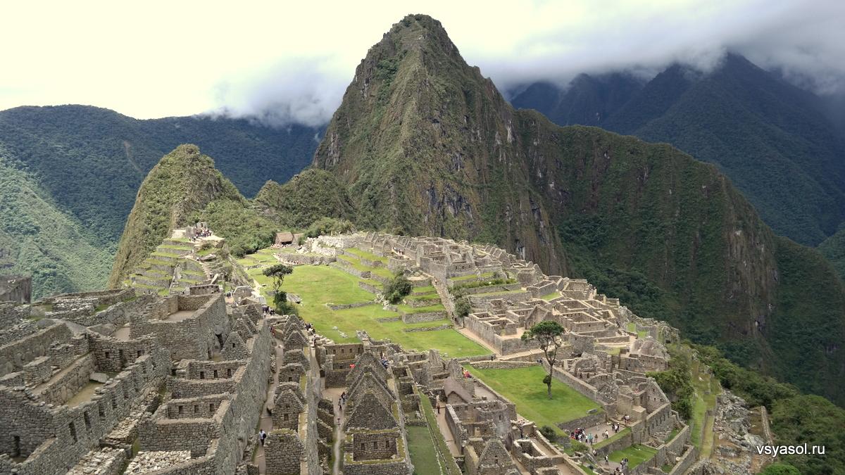 Мачу-Пикчу, город горных духов