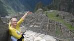 Захватывающий дух вид на секретный город инков