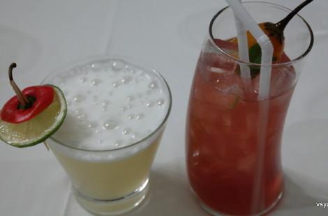 Классические перуанские коктейли: Pisco Sour, Chilcano