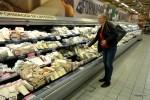 Сыры Latteria Valtellina в супермаркете
