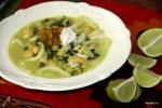 Персидский суп Аше-Реште