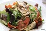 Салат Splendid в одноименном лионском ресторане