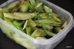 Китайский салат из сельдеея