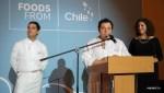 На фестиваль Вкус Чили из Сантьяго приехали два чилийских повара