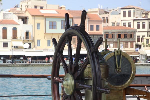 Венецианская гавань в Ханье