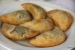 Критские пирожки с травами Калицуния