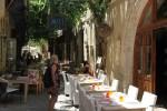 Есть на Крите принято на улице. Ресторан Авли, Ретимно