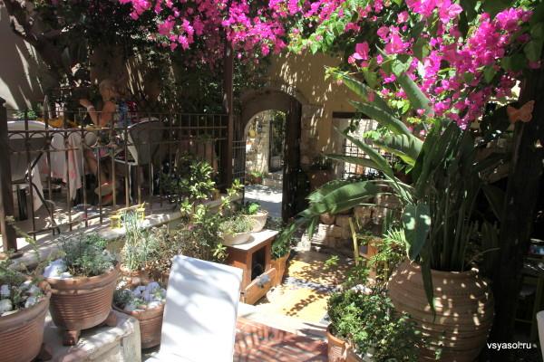 Ресторан Авли в Ретимно