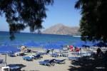 Пляж в Плакиас